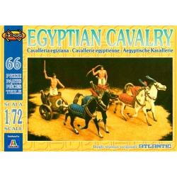 Египетские всадники на колесницах 1:72