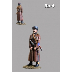 1 Конная Армия РККА. Кубанский казак. 1918 год