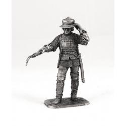 Artilleryman. Western Europe, the end of the 15th century (EK252M)