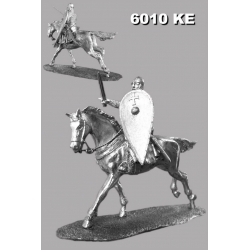 Knight - crusader, 13th century (6010KE)