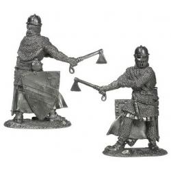 Датский рыцарь, 13 век