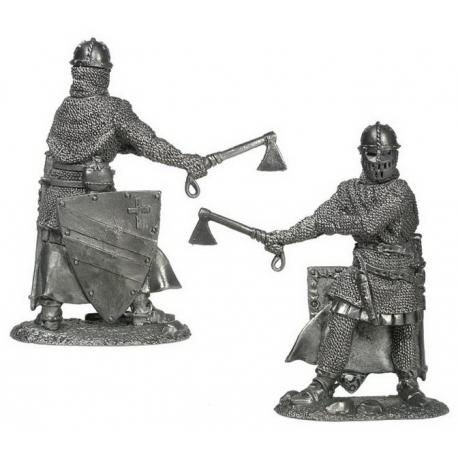 Danish knight, 13th century