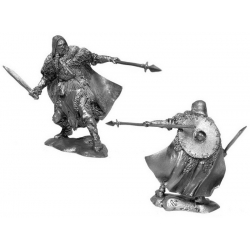 Франкский воин, 5-6 в.в. (PTS-5091)