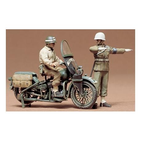1/35 U.S. Military Police Set Kit