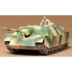 1/35 Немецкое длинноствольное самоходное противотанковое орудие, 7.5см. В комплекте одна фигура. WWII (35088)
