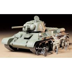 "1/35 Советский танк Т-34 ""ЧТЗ"" WWII"