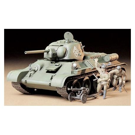 Russian T34/76 ChTZ Kit