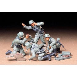 1/35 German Infantry Mortar Team WWII