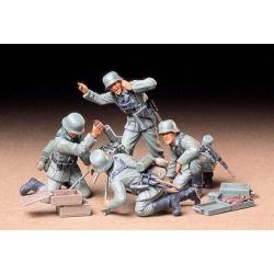 1/35 German Infantry Mortar Team WWII