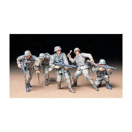 1/35 German Front-Line Infantrymen WWII