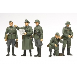 1/35 German Field Commander Set WWII