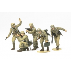 1/35 German Africa Corps Infantry WWII
