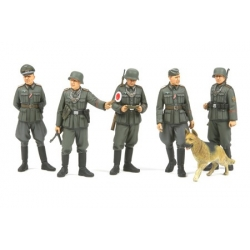 1/35 German Field Military Police WWII