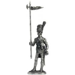 2nd-bearer line regiment. France, 1809-12