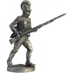 Фузилер 9-го линейного полка фон Изенбурга. Бавария, 1806-07 гг.
