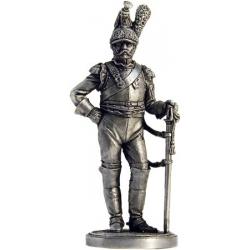Кирасир 3-го кирасирского полка. Франция, 1812 г.