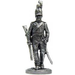 Рядовой шеволежерского полка гвардии. Гессен-Дармштадт, 1806-12 гг.