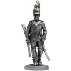 Private shevolezherskogo Guard Regiment. Hesse-Darmstadt, 1806-12 years.