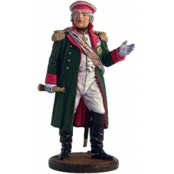 Field-Marshal Prince Golenishtchev-Kutuzov. Russia, 1812