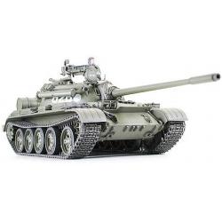1/35 Советский средний танк Т-55А, 1958г., со 100мм пушкой и пулеметом ДШК
