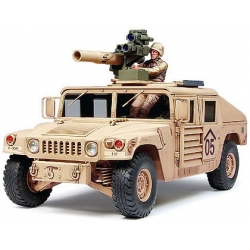 M1046 Humvee - TOW Missile Carrier