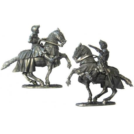 Тяжеловооруженный всадник Ливонской Конфедерации, 16 век