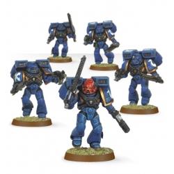 Space Marine Assault Squad (Штурмовое Отделение Космодесанта) 48-09