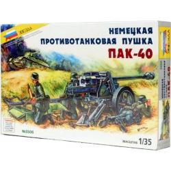 WW2 PAK-40