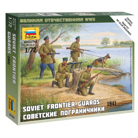 WW2 Soviet Frontier Guards