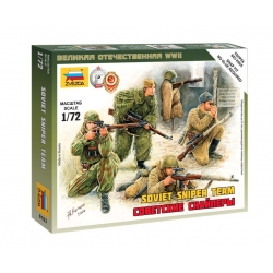 WW2 Soviet Snipers (6193)