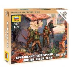 WW2 Британские разведчики (6226)