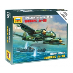 WW2 German Bomber Ju-87