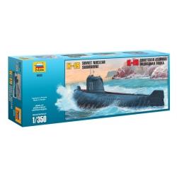 Soviet Nuclear Submarine K-19