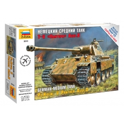 WW2 Panzerkampfw.V Panther Ausf.D