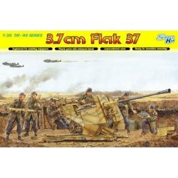 WW2 3.7cm Flak 37