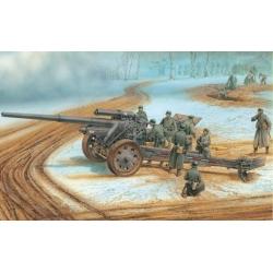 WW2 German s.10cm Kanone 18 (D6411)