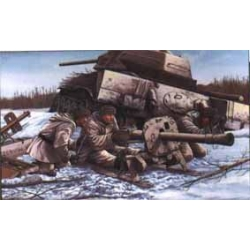 WW2 8.8cm Raketenwerfer 43 ('Puppchen') w/Crew (D6097)