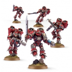 Chaos Space Marines Raptors (43-13)