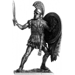 Афинский гоплит, 490 год до н.э.