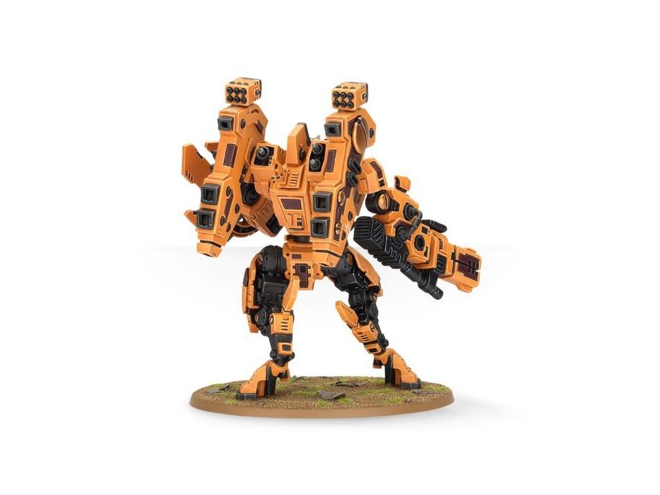 56-13 Tau Empire XV104 Riptide Battlesuit Warhammer 40k Brand New in Box!