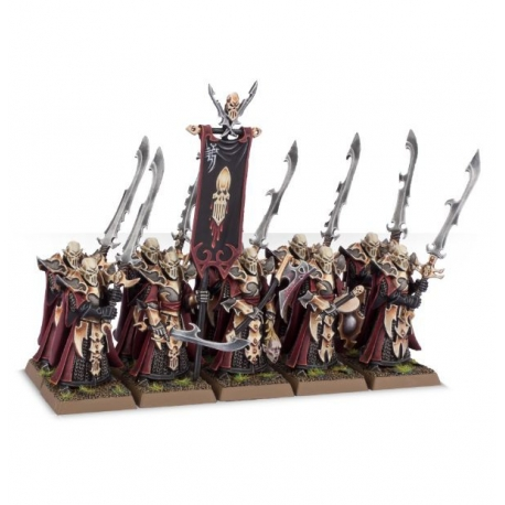 Dark Elf Har Ganneth Executioners