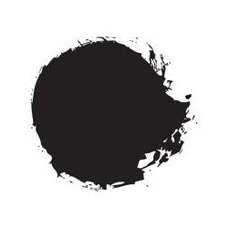"""Баночка с краской """"Черный Абаддон"""" (Paint Pot: Abaddon Black)"""
