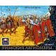 Roman legionaries, a set of 8 pieces (65mm)