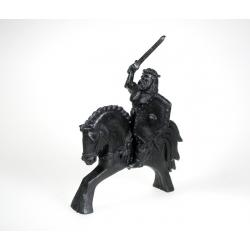 Всадник галл (черный)