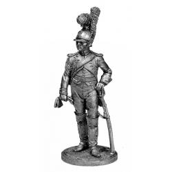 Ряд. 1-й роты (Милан) Почетной королевской гвардии. Италия, 1811-12 гг.