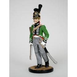 Рядовой шеволежерского полка гвардии. Гессен-Дармштадт, 1806-12гг.