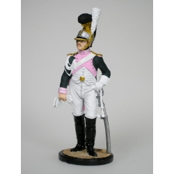 Ряд. 1-й роты (Милан) Почетной королевской гвардии. Италия, 1811-12