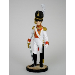 Grenadiers Guards officer. Westphalia, 1809-10