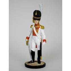 Офицер гвардейских гренадеров. Вестфалия, 1809-10 гг
