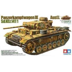 1/35 German Pz. Kpfw Iii Ausf. L WWII